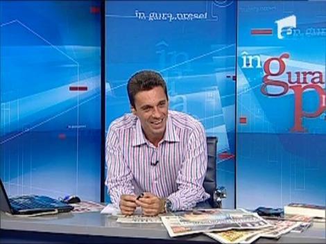 Mircea Badea, uimit neindamanarea lui Mario Balotelli
