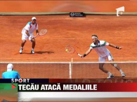 Horia Tecau si-a revenit dupa infrangerea de la Wimbledon