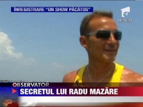 """Radu Mazare: """"Am mai multe iubite in acelasi timp"""""""