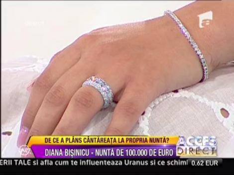 """Diana Bisinicu: """"Am avut o nunta de vis"""""""