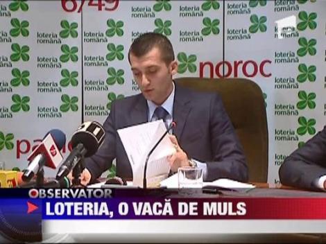 Loteria Romana risca insolventa!