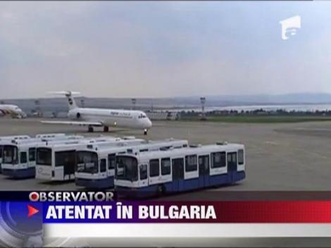 Alerta in Bulgaria! Sase israelieni au murit intr-un atentat pe aeroportul din Burgas
