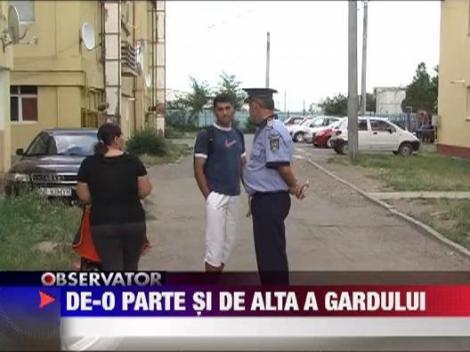 Revolta in cartierul Speranta din Piatra Neamt dupa distrugerile facute de rromi