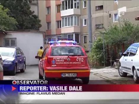 O tanara de 22 de ani din Baia Mare a cazut in gol de la etajul patru