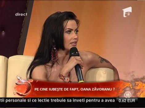 "Oana Zavoranu: ""Nu am doi iubiti, am glumit"""