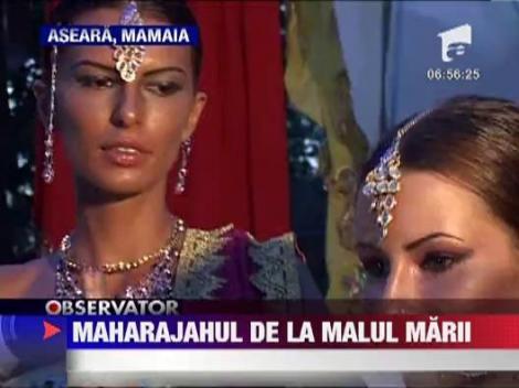 Radu Mazare, maharajah pentru o seara, la Mamaia