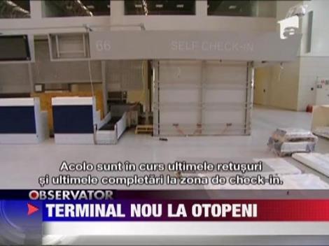 Aeroportul Henri Coanda isi schimba fata!