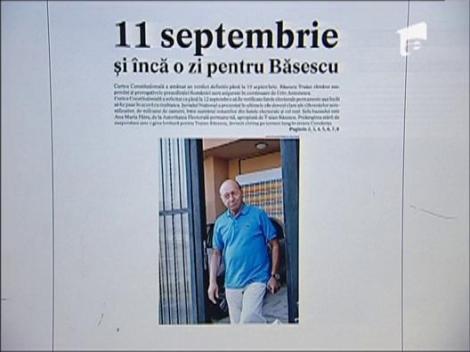 "Mircea Badea: ""Traian Basescu stie ca populatia Romaniei a scazut dramatic"""