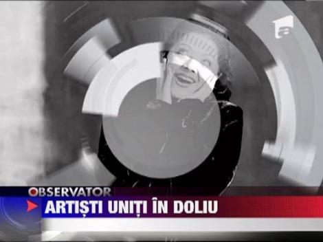 Victor Ponta va ajuta familia artistei Mihaelei Ursuleasca cu funeraliile