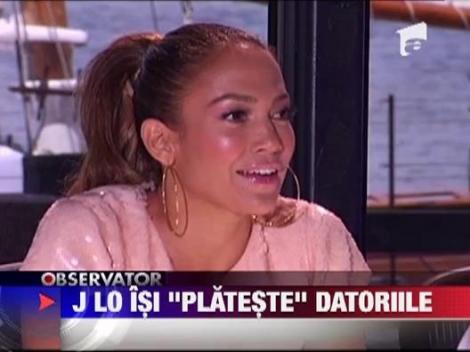 Jennifer Lopez ii cere fostului sofer 20 de milioane de dolari!