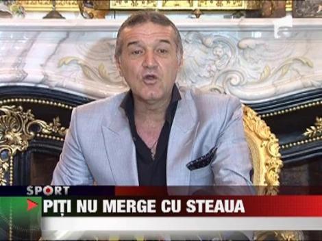 Victor Piturca a convocat doar sase stelisti la nationala