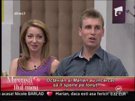 Octavian si Marian i-au facut o farsa lui Ionut