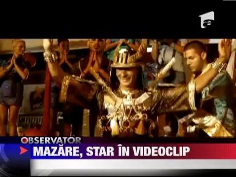 """De la sultan si samurai, la """"figurant"""": Radu Mazare, in noul videoclip al lui Costi Ionita"""