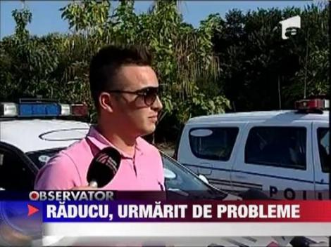 Baiatul lui Radu Mazare a fost prins conducand cu 194 de kilometri pe ora