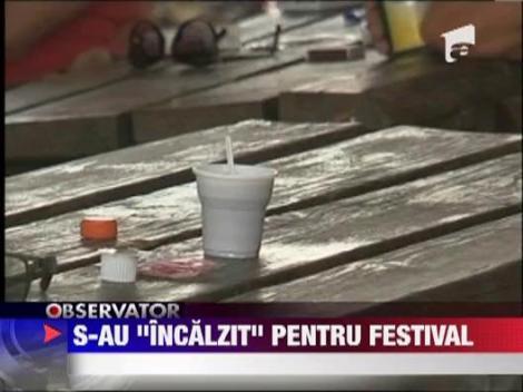 "Petrecere silentioasa la ""Peninsula"""