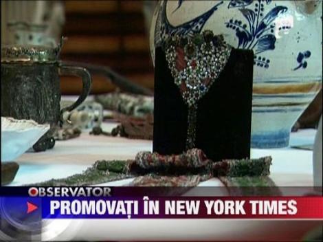 Muzeul Taranului Roman, printre atractiile recomandate de New York Times