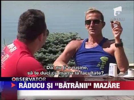 Ce norocos! Raducu Mazare va primi pentru studii aproape 3.000 de euro pe luna, din partea tatalui sau