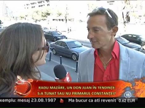 Si-a facut Radu Mazare implant de par?
