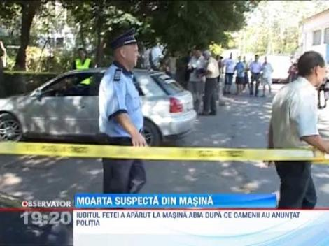 O tanara a fost gasita moarta intr-o masina cu numere de Bulgaria