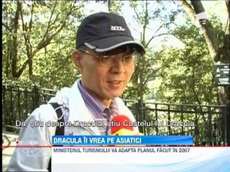 """Romania, atractie turistica pentru asiatici. """"Legenda lui Dracula"""" este principalul motiv"""
