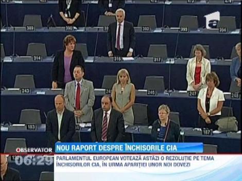 Parlamentul European cere un nou raport despre inchisorile CIA din Romania