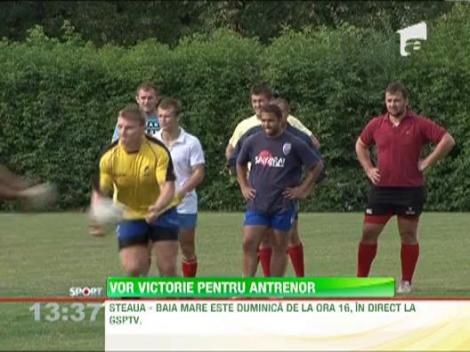 Rugby: Steaua vs Baia Mare, la GSPTV