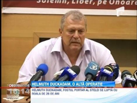 """Helmuth Duckadam, cu ochii in lacrimi: """"E momentul ca si Romania sa-si faca datoria fata de mine"""""""