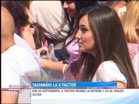 Primele sicane intre juratii de la X Factor!