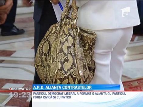 "Alianta Romania Dreapta se lanseaza la ""apa"". Blaga: PDL si aliatii au 24%"