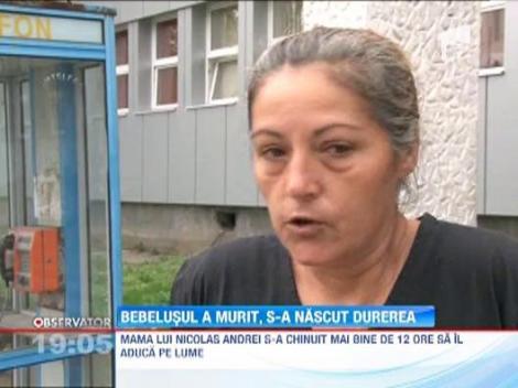 Medicii unui spital din Baia Mare sunt acuzati de moartea unui nou-nascut