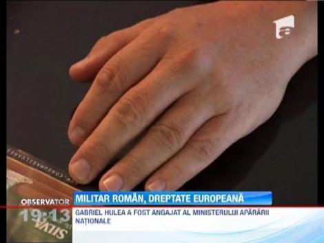 Un angajat al Ministerului Apararii a dat statul roman in judecata si a castigat