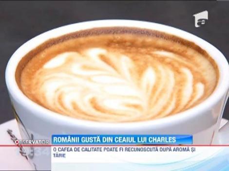 Unul dintre ceaiurile preferate de Printul Charles se gaseste si in Romania