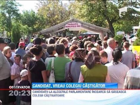 """Transhumanta"" electorala: De frica alegerilor, parlamentarii isi schimba colegiile"