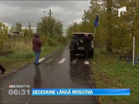Un sat din Rusia si-a declarat independenta si vrea in UE