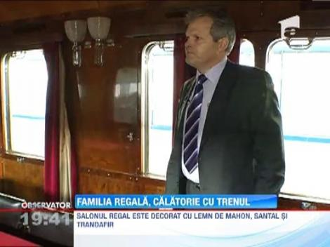 Au trecut 90 de ani de la incoronarea regelui Ferdinand! Pentru a celebra, familia Regala va calatori cu un tren de lux