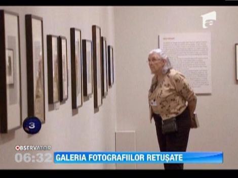 O expozitie deschisa la New York prezinta tehnicile de retusare si trucare a fotografiilor