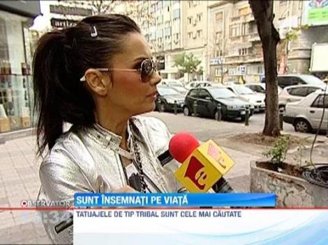 """Mania tatuajelor: Tot mai multi tineri din Romania vad aceasta arta ca un """"accesoriu"""" la moda"""
