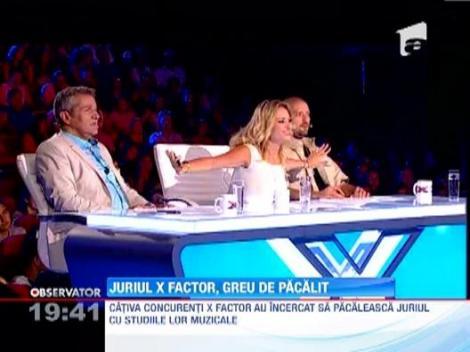 Concurentii X Factor fac orice ca sa demonstreze ca au factorul X