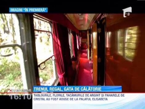 Nouazeci de ani de la incoronarea Regelui Ferdinand. Familia Regala se va deplasa la Alba Iulia cu Trenul Regal