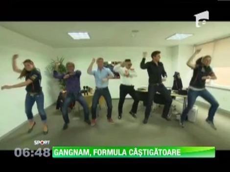 Stilul gangnam a innebunit si Formula 1