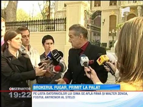 Gigi Becali, mediator intre Cristian Sima si datornici