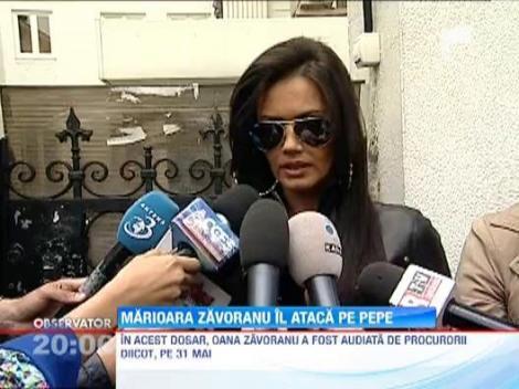 Marioara Zavoranu il ataca pe Pepe