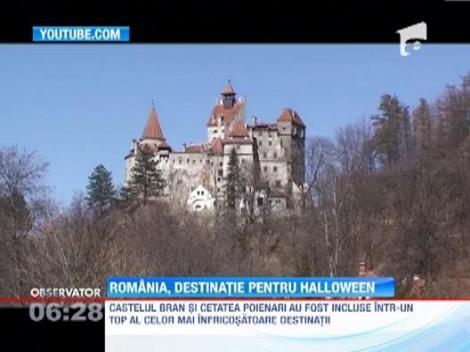 Romania, in topul celor mai infricosatoare destinatii turistice pentru Halloween