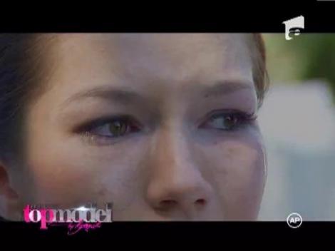 Ruxandra a parasit Next Top Model in lacrimi. Vezi cele mai tari momente din emisiune!