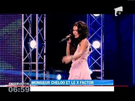 Franceza nu este pe gustul unuia dintre juratii X Factor
