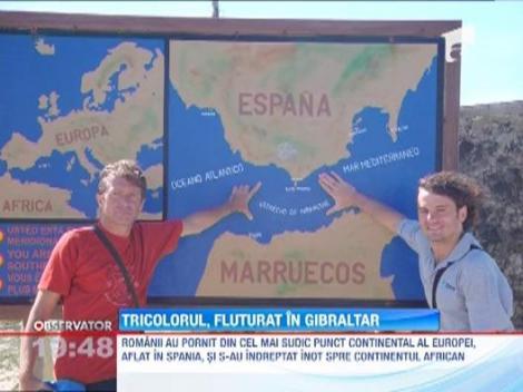Record pentru tara noastra: Doi inotatori din Cluj au reusit sa traverseze stramtoarea Gibraltar!
