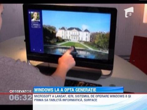 """Microsoft impusca doi iepuri dintr-un foc: Windows 8 si noua tableta """"Surface"""""""