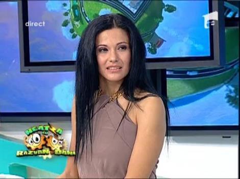 Pasenciuc Marina, cea mai sexy mamica din Romania