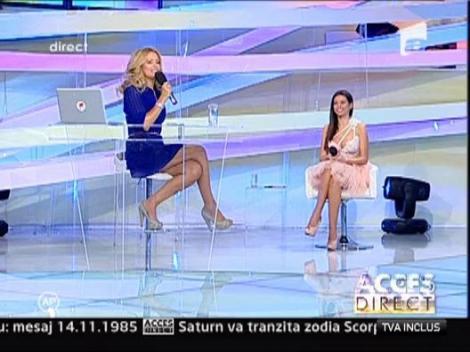 Iuliana Luciu, cursanta la Intact Media Academy!