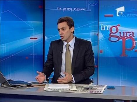 "Mircea Badea despre pirateria online: ""In protectia sociala nu intra si divertismentul"""